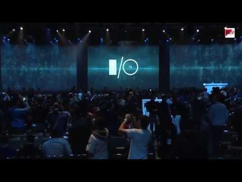 Highlights der Google I/O 2015