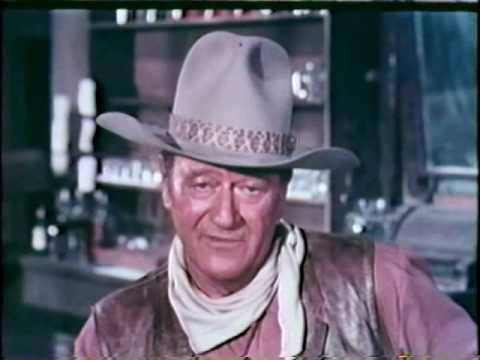 TV Commercial Film For American Cancer Society (John Wayne)