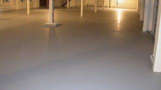 Комплекс для бетонных полов
