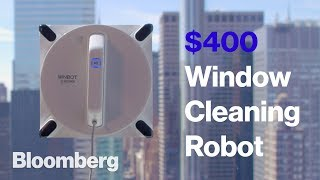 For $400, Never Clean a Window Again