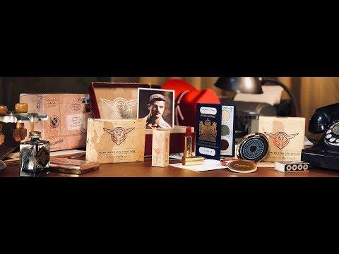 Impromptu unboxing of Besame Cosmetics-Agent Carter