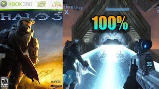 Halo 3 [11] 100% Xbox 360 Longplay