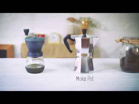 Caffè Nero - Moka Pot Brewing Guide