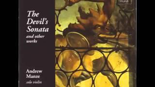 giuseppe tartini the devil s sonata in g minor by andrew manze