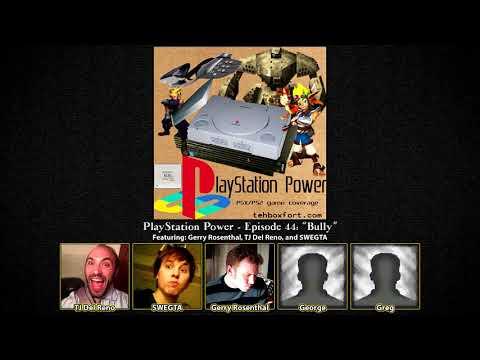 PlayStation Power  BULLY feat. Gerry Rosenthal, TJ Del Reno, SWEGTA