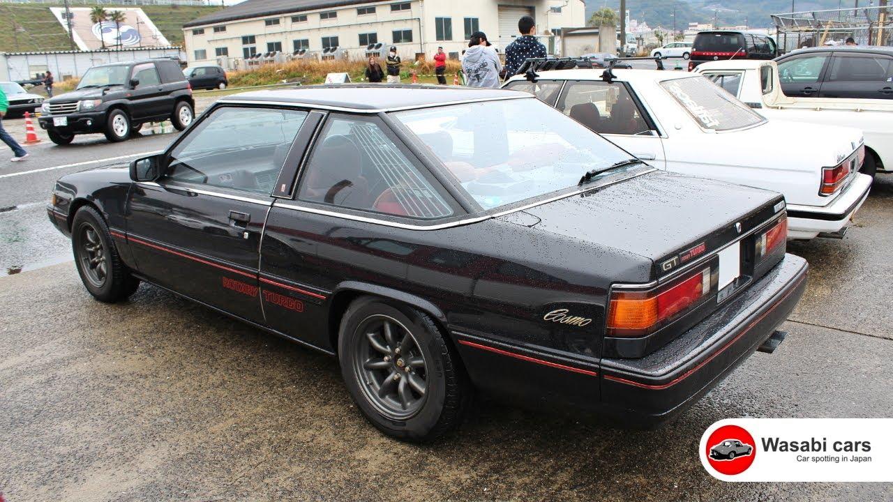 Clic 80's Radness: A 1984 Mazda Cosmo GT Rotary Turbo - YouTube