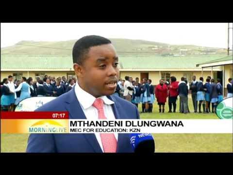 KZN Education Department's Sanitary Pads Programme