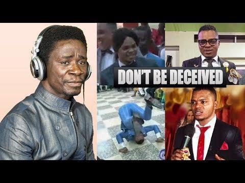 Mma Obiara Nndaadawo (Don't Be Deceived ) By Evangelist Akwasi Awuah