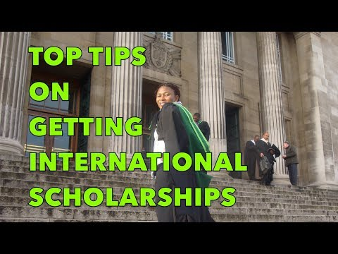 Fully funded International Scholarships for Africans | Top tips and Scholarship websites.