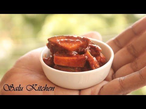 Variety Type Mango Pickle    Spicy Treat    Ep#591    Salu Kitchen
