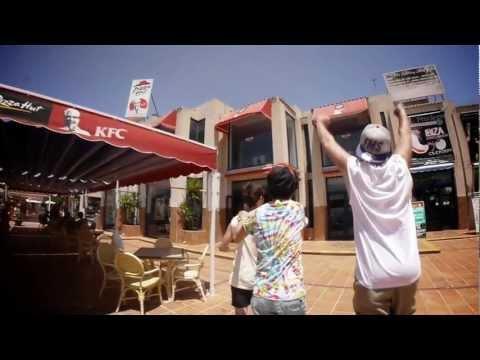 Pizza in Ibiza - The Midnight Beast
