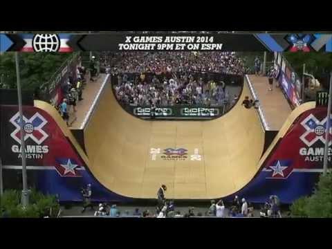 X Games Austin: Tony Hawk & Friends Demo