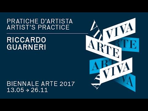 Biennale arte 2017 riccardo guarneri youtube for Apertura biennale arte 2017