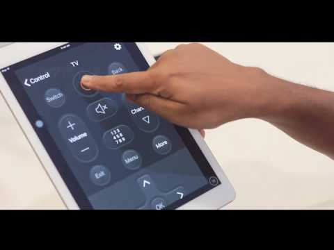 Video 1 - How to control your TV via RM PRO: Smart Hub?