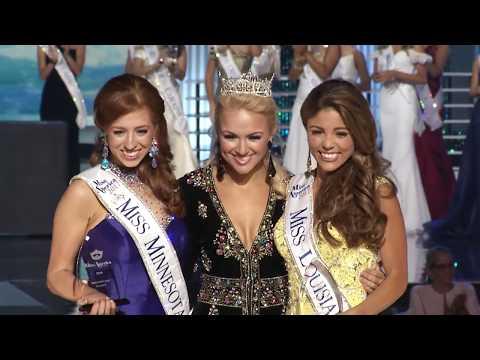 Miss Louisiana & Miss Mississippi at Miss America 2018