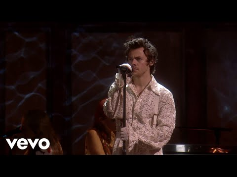 Harry Styles - Falling (Live From The BRIT Awards, London 2020)