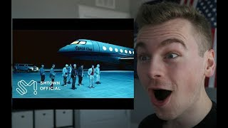 AIRPORT VIBES (SUPER JUNIOR 슈퍼주니어 'SUPER Clap' MV Reaction)