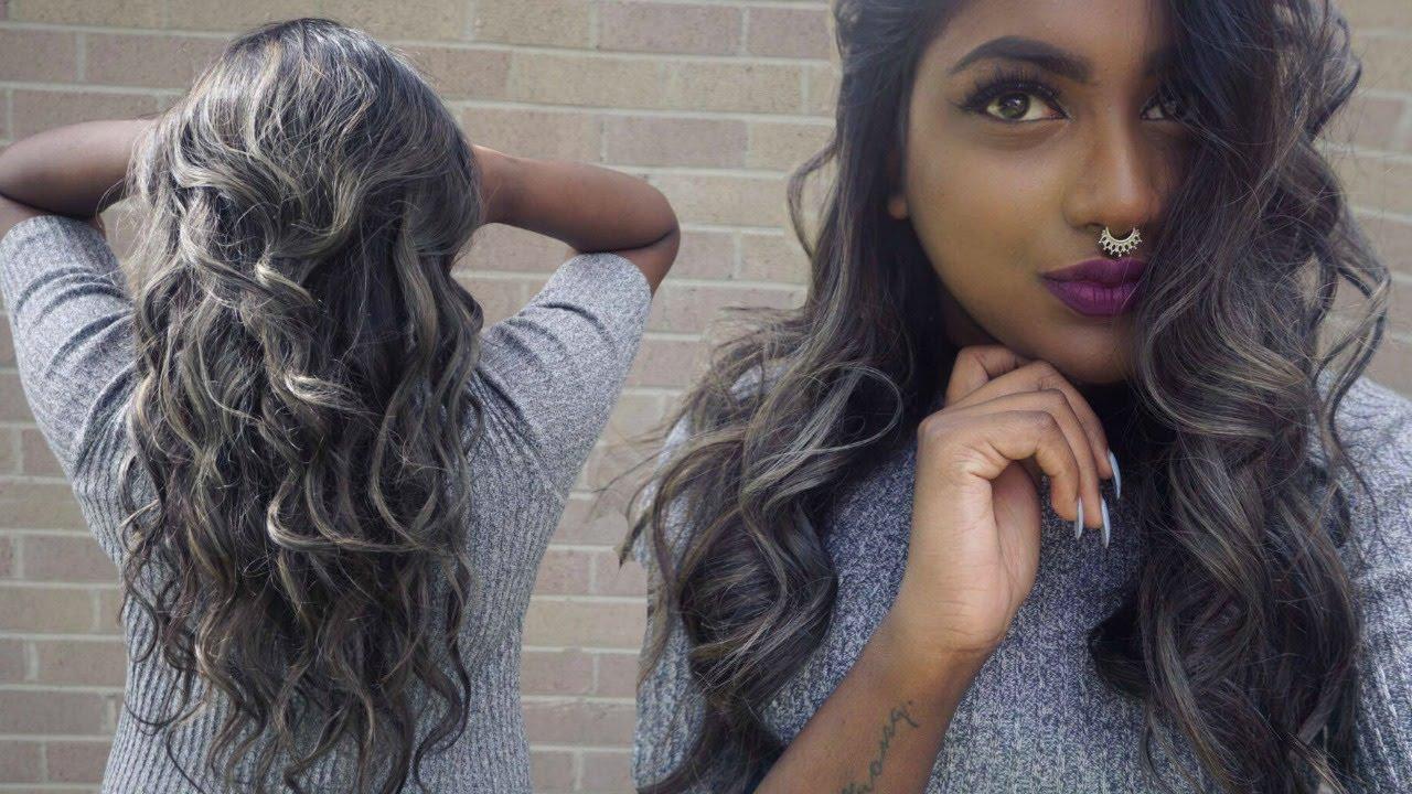 black silver hair experience