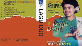Dendang Lamo ~ Gamad  ~ Rosnida Ys ~ Sawahlunto Full Album