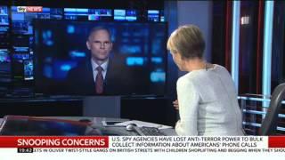 Former NSA Deputy Director On Gaps In Surveillance
