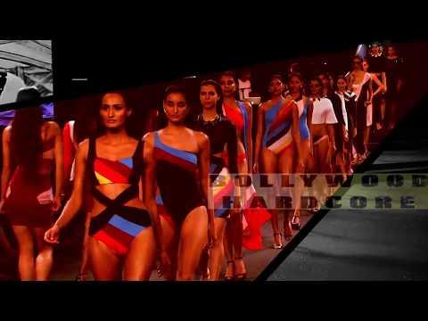 Lingerie Fashion Show - HOTBrazilian Models & Indian Models at Blenders Pride Fashion Week