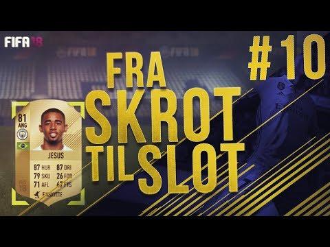 """VI KØBER DEN MEST """"OP"""" SPILLER I FIFA! - FRA SKROT TIL SLOT #10"""