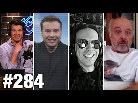 #284 ELON MUSK: 'I NEED YOUR $$'! RazorFist and Clint Howard | Louder With Crowder