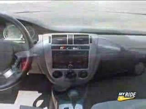 review 2007 suzuki forenza youtube. Black Bedroom Furniture Sets. Home Design Ideas
