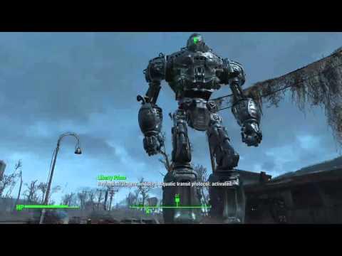 Fallout 4 Nuclear Option (Brotherhood)