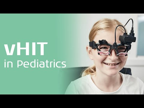 vHIT in Pediatric Population - Sharon L. Cushing