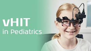 vHIT in Pediatric Population - Sharon L. Cushing