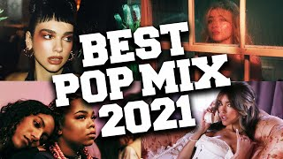 Pop Mix 2021 💃 Olivia Rodrigo, Dua Lipa, Sabrina Carpenter, Madison Beer, Sia & More