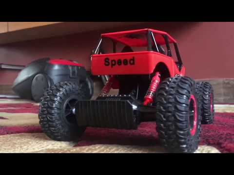 My uncle's gift to his son (Monster truck)