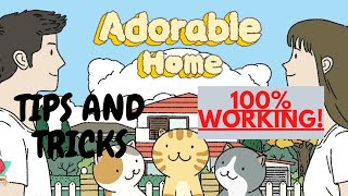 Adorable Home TIPS AND TRICKS WORKING! *NO HACKS NEEDED* screenshot 1