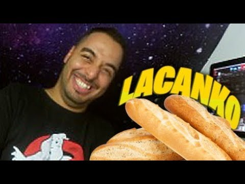 Lecanko isst Canbrot | A.B.K