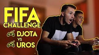 FIFA CHALLENGE w/ Uros Lazarevic