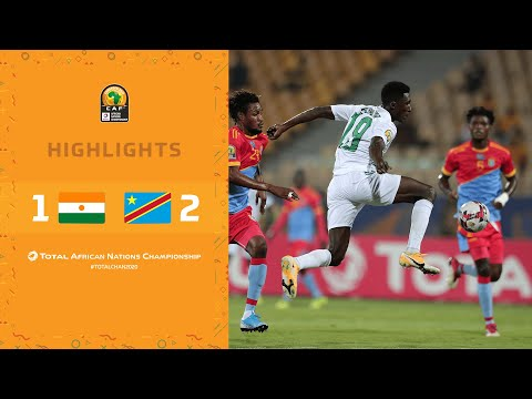 HIGHLIGHTS | Total CHAN 2020 | Round 3 - Group B: Niger 1-2 DR Congo