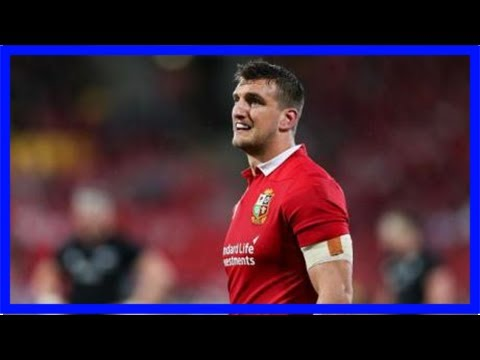 Sam warburton on track to recover from neck surgery for january return