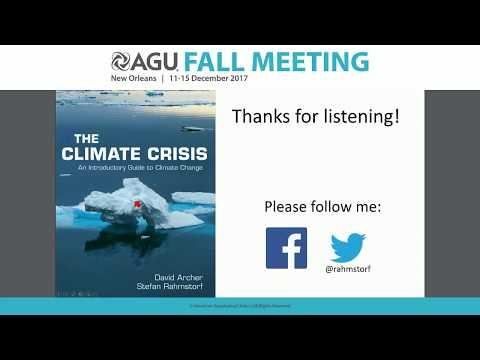 2017 Fall Meeting - GC23H: Climate Solutions