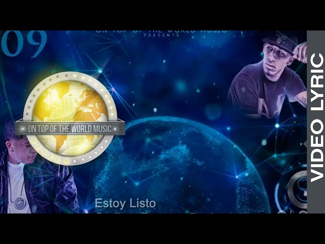09 - Estoy Listo - Carlitos Rossy Ft. Pusho | Global service