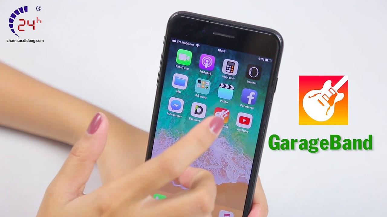 Cách cài nhạc chuông cho iPhone độc đáo trực tiếp trên máy không cần iTunes 2018