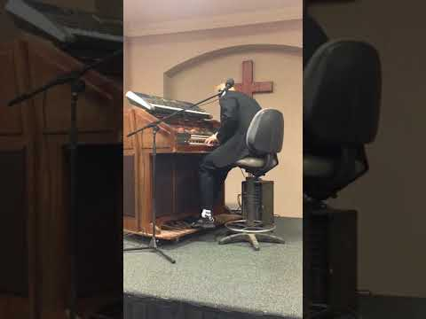 """Charles Ritchie plays """"At Calvary"""" Full version (1:19)"""