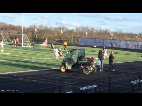 Tuscarora boys JV Soccer VS Millbrook (second half 2-0)