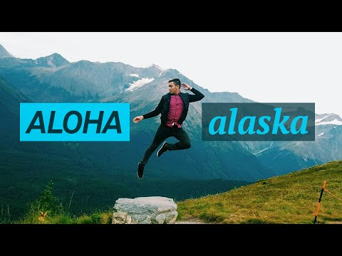 Aloha Alaska! I'm in Anchorage! - ohitsROME vlogs