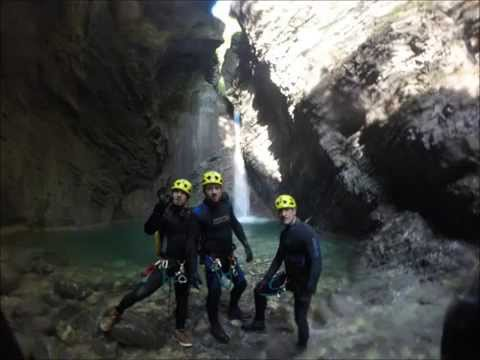 Aquactive canyoning Agency