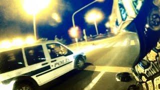 (Polis vs. Motorcular) Gençler, Kapışıyonuz mu? - Yalnız Adam