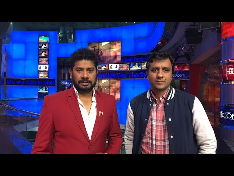 8PM LIVE: Did Lanka's Drama Robbed Virat From Making 300? | Sports Tak