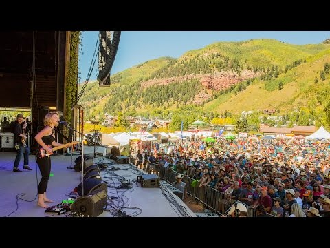 "Samantha Fish | ""Highway's Holding Me Now"" Live at Telluride Blues & Brews Festival"