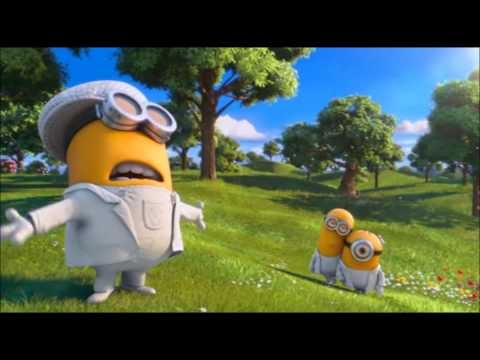 """Minions first song """"I Swear"""" (Despicable Me 2) HD"""
