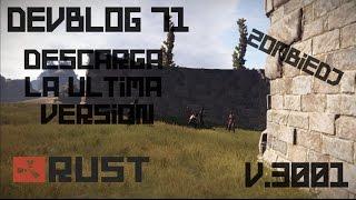 rust v3001 actualizada full 100
